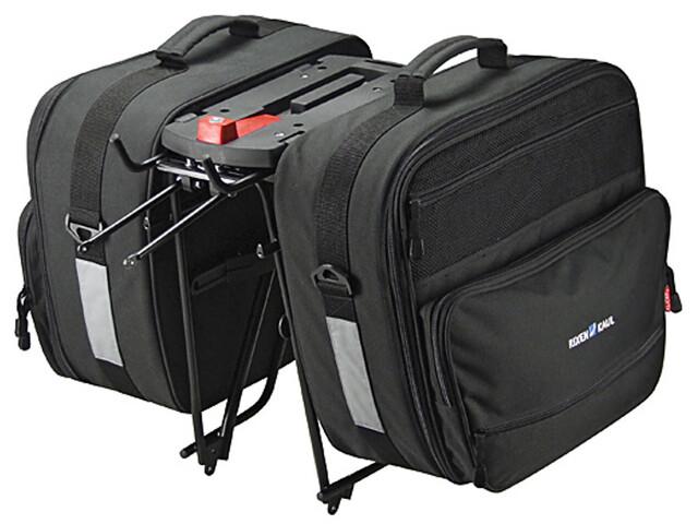 KlickFix Travelbags GTA schwarz